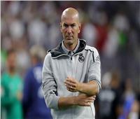 تقارير  زيدان على أعتاب الرحيل من ريال مدريد