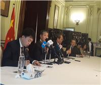 سفير الصين: نتعاون مع المجتمع الدولي ومصر بشفافية لمواجهة كورونا