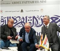 علاقة الثورات بمسار الحضارة المصرية في ندوة بمعرض الكتاب