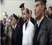 شاهد| اعترافات «الجزار» المتهم بقتل 7 من أسرة واحدة أمام المحكمة