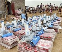 الحوثيون ينهبون مستودعا لبرنامج الغذاء العالمي في حجة