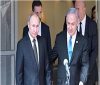 """نتنياهو يتوجه غدا إلى موسكو لإطلاع بوتين على """"صفقة القرن"""""""