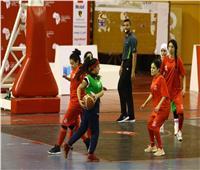 """صور.. سلة المغرب """"بنات"""" تهزم الجزائر في البطولة الأفريقية للأولمبياد الخاص"""
