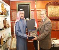 «سعفان» يطالب «المطيري» بتعديلات على دستور «العمل العربية»