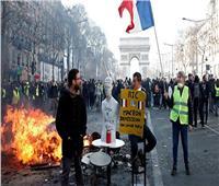 الشرطة الفرنسية تشتبك مع رجال إطفاء خلال احتجاج بباريس
