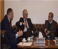 «الغرف التجارية» يوقع اتفاقيات لزيادة الاستثمارات المصرية العربية الأفريقية البرازيلية