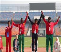 مصر تفوز ببرونزية المجموعة الثانية لفرق البوتشي بالألعاب الأفريقية للأولمبياد الخاص