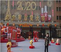 صور  شوارع الصين أشبه بـ«الصحراء» خوفاً من «الكورونا»