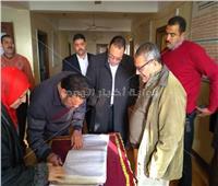 إقالة رئيس الوحدة المحلية لقرية الزنكلون بالشرقية