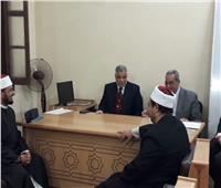 «البحوث الإسلامية» يختتم ورشة «صناعة المفتي» للوعاظ بالجامع الأزهر
