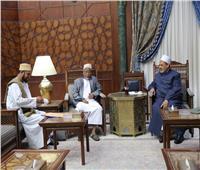 شيخ الأزهر يستقبل رئيس التجمع الثقافي الإسلامي بموريتانيا ومفتي زنجبار