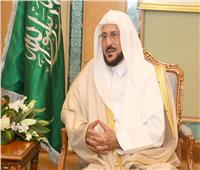 آل الشيخ: أعتز بالتكريم في أرض العروبة وأشكر الإمام الأكبر على الاستقبال
