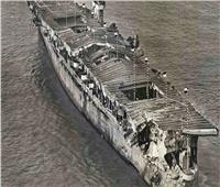 اختفت مع طاقمها قبل 100 عام.. العثور على سفينة في مثلث برمودا| فيديو