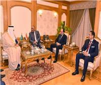 بالصور.. السفير السعودي لدى مصر يزور هيئة الرقابة الإدارية