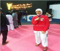 نوران الشوربجي بطله الإمارات لـ «التايكوندو»