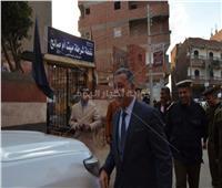 مدير أمن المنوفية يواصل جولاته الميدانية للمرور على خدمات مركز شرطة بركة السبع