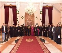 بدء اجتماع البابا تواضروس الأسبوعي بحضور ممثلي الكنائس