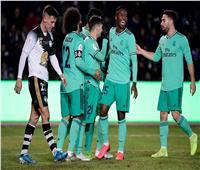 ريال مدريد يسحق «سرقسطة» برباعية في كأس ملك إسبانيا