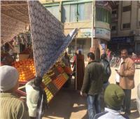 إعدام 90 كيلو لحوم ومواد غذائية غير صالحة للاستهلاك بسوهاج