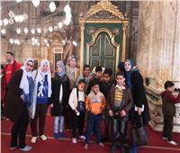 السياحة تنظم سلسلة زيارات لذوي الاحتياجات الخاصة للمعالم الأثرية