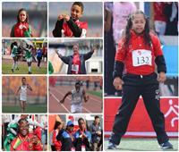 فيديو وصور| نرصد التفاصيل الكاملة لحفل ختام أول ألعاب إفريقية للأولمبياد الخاص