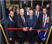 محافظ الإسكندرية يدشن 4 عربات ترام حديثة لبدء تشغيلها وتحسين الخدمة