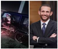 «اختلال عجلة القيادة بسبب اصطدام سيارة نقل».. نكشف سبب حادث خالد بشارة