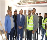 الفقي يوجه بسرعة إنشاء الحي الحكومي بمدينة سوهاج الجديدة