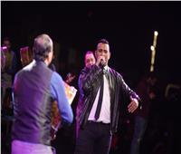صور| محمود الليثي يُشعل بورتو سعيد بحضور جماهيري ضخم