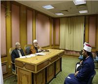 البحوث الإسلامية تبدأ المرحلة الثانية لاختيار مبعوثي الأزهر