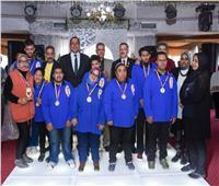 محافظة الإسكندرية تكرم الفائزين من «ذوي الهمم» عن بطولات٢٠١٩
