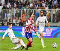 بث مباشر  ريال مدريد وأتلتيكو في الدوري الإسباني