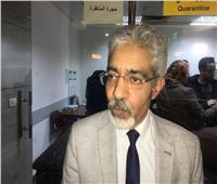 معدات الوقاية الشخصية سلاحهم.. إجراءات خاصة لفريق رحلة عودة المصريين من الصين