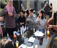 بمشاركة 71 طالبًا صينيًا: سلسلة ندوات للوقاية من «كورونا» بالإسكندرية
