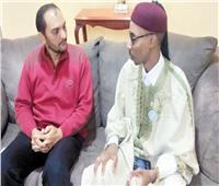 حوار  الليبى محمد المخزومى: الرئيس السيسى نجح فى توصيل صوت أفريقيا للعالم
