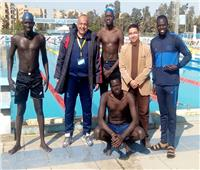 «حلوان» تشارك في الملتقى الرياضي للطلاب الوافدين بجامعة قناة السويس