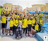 لاعبو «دجلة للقدرات الخاصة» يحصدون 60 ميدالية ببطولات الجمهورية والأولمبياد الخاص
