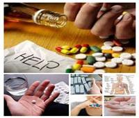 «الأدوية المخدرة».. بدائل الكيف للمصريين ..و«برلماني»: السوق السوداء أبرز مصادرها