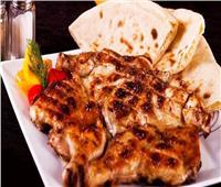 طبق اليوم.. «دجاج مشوى بنكهة تكا»