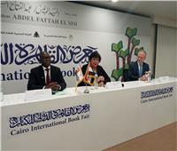 """خاص  وزيرة الثقافة: ندرس زيادة فترة معرض الكتاب """"أسبوع"""" اعتبارا من العام القادم"""