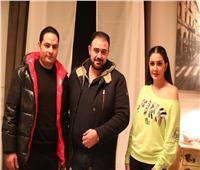 غادة عبد الرازق تجسد شخصية «روز» في فيلم «حفلة 9»