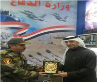 سفير البحرين يزور جناح المملكة بمعرض القاهرة الدولي للكتاب