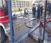 السيطرة على حريق بشركة البترول في الدقهلية دون إصابات