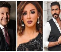 أنغام وهاني شاكر وخالد سليم نجوم حفلات عيد الحب بالأوبرا