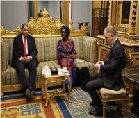 «سعفان» و«العمل الدولية» يبحثان التعاون المشترك خلال المرحلة المقبلة