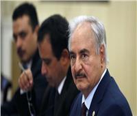حفتر يثني على دور الجزائر حيال الأزمة الليبية