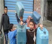 قطع المياه عن 4 مناطق بالجيزة لمدة 8 ساعات الجمعة