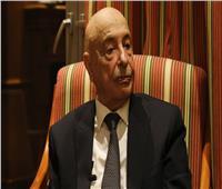 عقيلة صالح: أزمة ليبيا أمنية.. والجيش قادر على تطهير البلاد