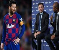 بعد أزمته مع «ميسي» .. «أبيدال» يحتفظ بمنصبه في برشلونة