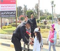 بالصور.. وزارة الداخلية تنظم رحلات ترفيهية لأسر شهداء الشرطة